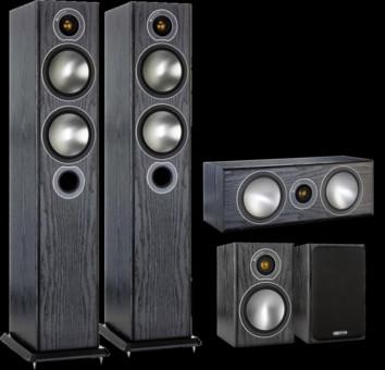 Pachet PROMO Monitor Audio Bronze 5 pachet 5.0