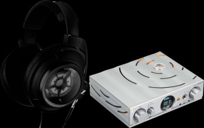 Pachet PROMO Sennheiser HD 820 + iFi Audio Pro iDSD