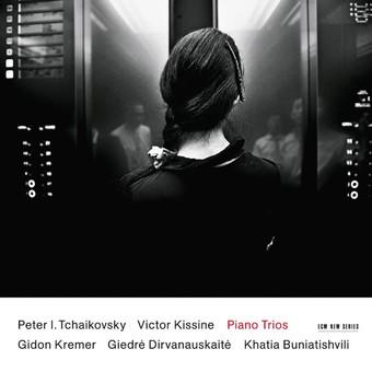 CD ECM Records Gidon Kremer, Dirvanauskaite, Buniatishvili - Tchaikovsky, Kissine: Piano Trios