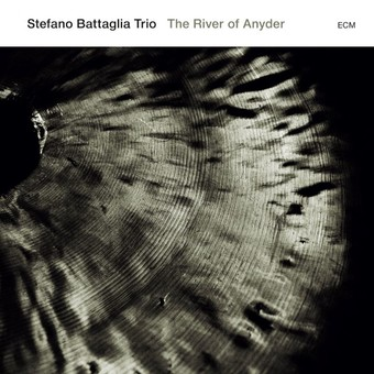 CD ECM Records Stefano Battaglia Trio: The River Of Anyder