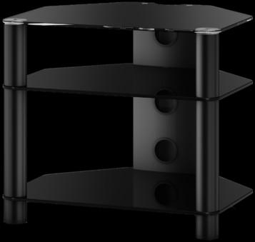 Rack HiFi Sonorous - RX 2130-B-BLK