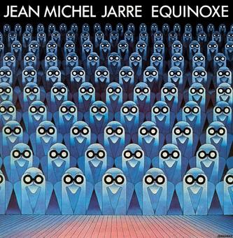 VINIL Universal Records Jean Michel Jarre - Equinoxe