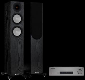 Pachet PROMO Monitor Audio Silver 200 (7G) + Cambridge Audio CXA61