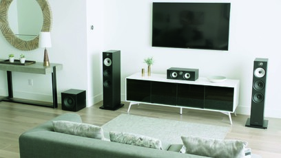 Boxe Bowers & Wilkins HTM6 S2 Anniversary Edition