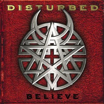 VINIL Universal Records Disturbed - Believe