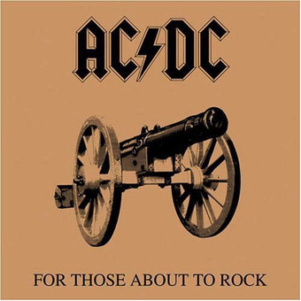 VINIL Universal Records AC/DC - For Those About To Rock (We Salute You) (180g