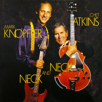 VINIL Universal Records Chet Atkins & Mark Knopfler - Neck And Neck