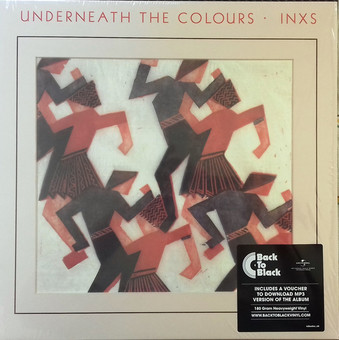 VINIL Universal Records INXS - Underneath The Colours