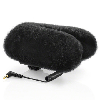 Microfon Sennheiser MZH 440 - fur windshield
