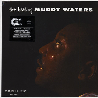 VINIL Universal Records The Best Of Muddy Waters