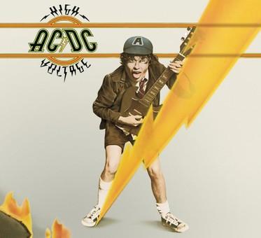 VINIL Universal Records AC/DC - High Voltage