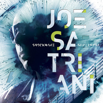 VINIL Universal Records Joe Satriani - Shockwave Supernova