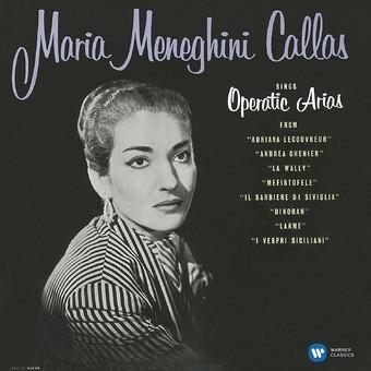 VINIL WARNER BROTHERS Maria Callas - Lyric And Coloratura Aria