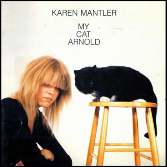 VINIL ECM Records Karen Mantler: My Cat Arnold