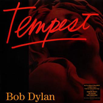 VINIL Universal Records Bob Dylan - Tempest