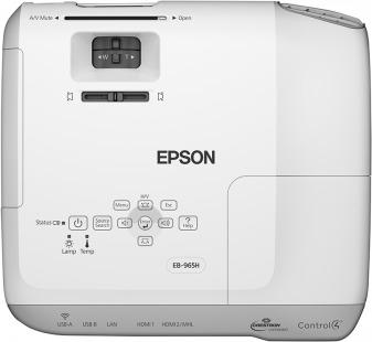 Videoproiector Epson EB-965H