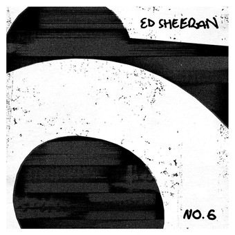VINIL Universal Records Ed Sheeran: No6 - Collaborations