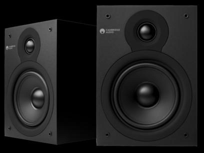 Pachet PROMO Cambridge Audio SX80 5.0 pack Matt Black