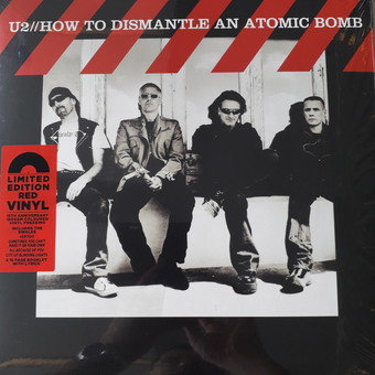 VINIL Universal Records U2 - How To Dismantle An Atomic Bomb