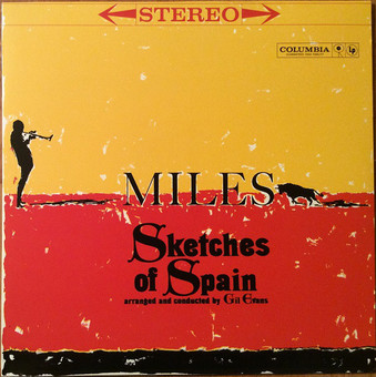 Universal Records Miles Davis - Sketches Of Spain
