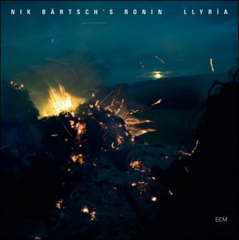CD ECM Records Nik Bartsch's Ronin: Llyria
