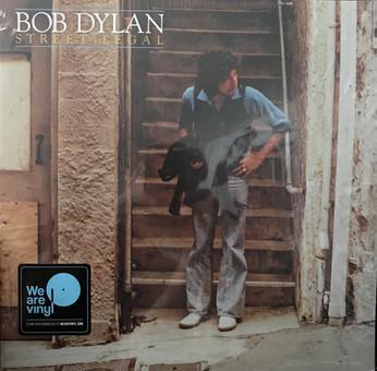 VINIL Universal Records Bob Dylan - Street-Legal