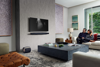 Soundbar Bowers & Wilkins Formation Bar