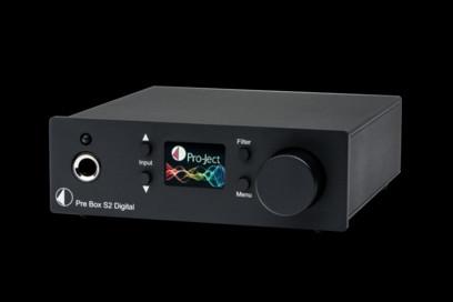 DAC ProJect Pre Box S2 Digital