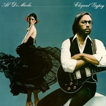 VINIL Universal Records Al Di Meola - Elegant Gypsy