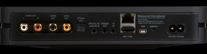DAC Bluesound Node 2i
