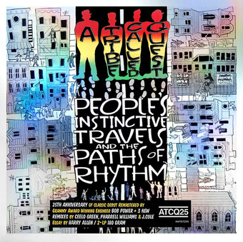 VINIL Universal Records A Tribe Called Quest - People's Instinctive Travels And The Paths Of Rhythm
