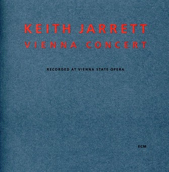 CD ECM Records Keith Jarrett: Vienna Concert
