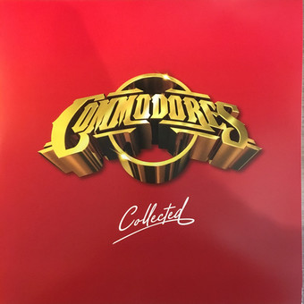 VINIL Universal Records The Commodores - Collected