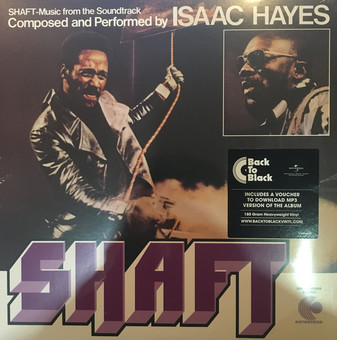 VINIL Universal Records Isaac Hayes - Shaft