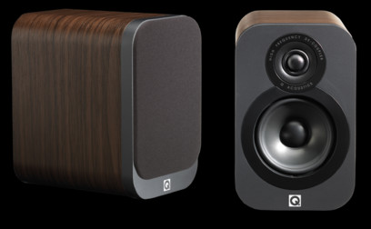 Q Acoustics 3010 + Cambridge Audio Topaz AM5