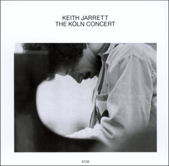 VINIL ECM Records Keith Jarrett: The Koln Concert