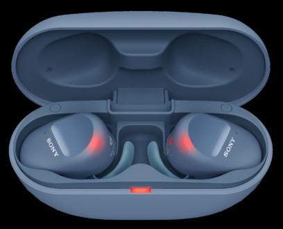 Sony - WF-SP800N