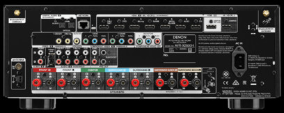 Receiver Denon AVR-X2600H