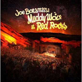 VINIL Universal Records Joe Bonamassa - Muddy Wolf At Red Rocks