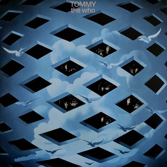 VINIL Universal Records The Who - Tommy