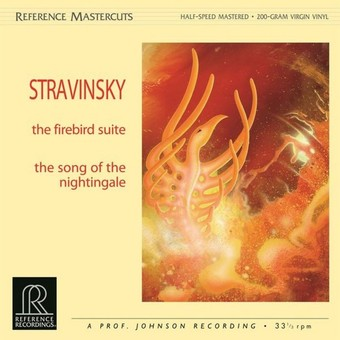 VINIL ProJect Eiji Oue, Minnesota Orchestra - Stravinsky: The Firebird Suite