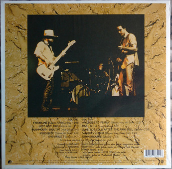 VINIL Universal Records ZZ Top - Rio Grande Mud