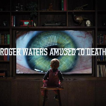 VINIL Universal Records Roger Waters - Amused To Death (2015 re-release)