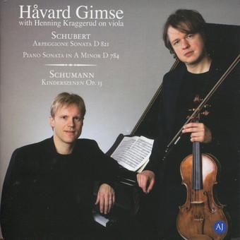 CD Naim Havard Gimse, Henning Kraggerud: Schubert, Schumann