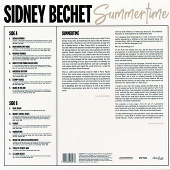 VINIL Universal Records Sidney Bechet - Summertime