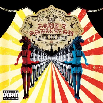 VINIL Universal Records Jane's Addiction - Live in NYC
