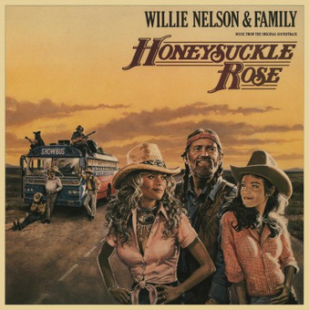 VINIL Universal Records Willie Nelson & Family - Honeysuckle Rose (Expanded Edition)