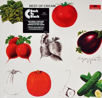 VINIL Universal Records Cream - Best Of Cream