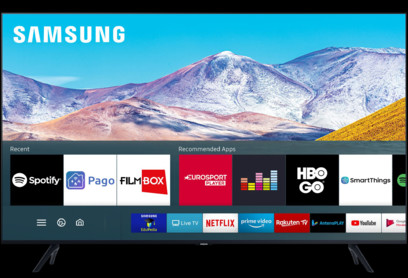 TV Samsung UE-50TU8072