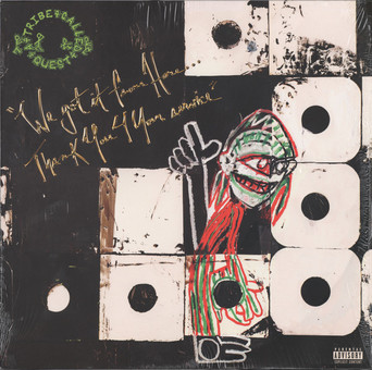 VINIL Universal Records A Tribe Called Quest - We Got It From Here ... Thank You 4 Your Service